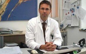 Главврач Клиники неврологии со специализированным инсультным центром г. Вайден, доктор медицинских наук Михаэль Ангерер
