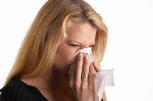 Насморк вазомоторный, аллергический
