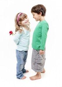Формирование психического развития ребенка через общение