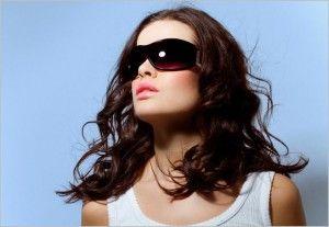 Защитим глаза от ультрафиолета.