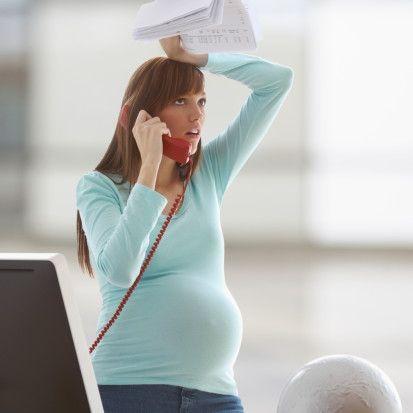 Приказ по беременности и родам