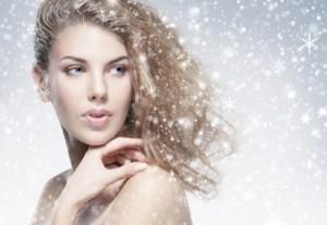 Зимний уход за волосами