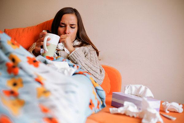 Лечение гриппа во втором триместре